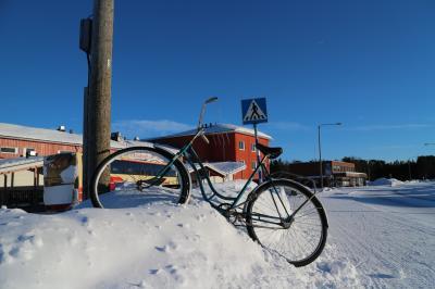 Northern light に魅せられてフィンランド女子2人旅 イナリ2