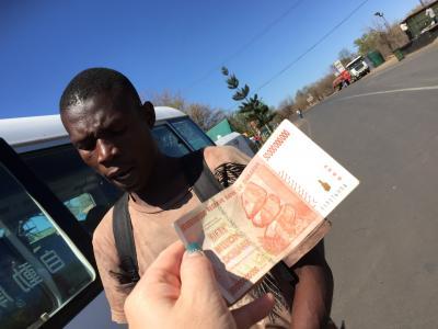 南部アフリカに行ってみた。ジンバブエ