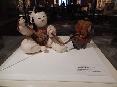 宮中で生まれた吉祥の象徴「御所人形の世界」を見る