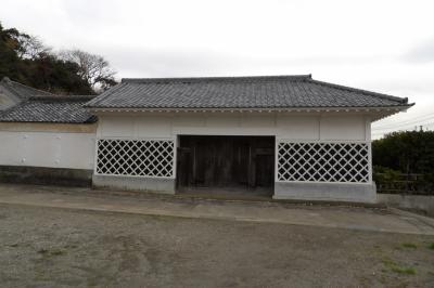 若命家長屋門(横須賀市秋谷)