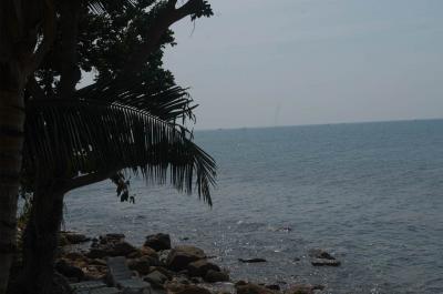 住んだら、タイ東部17日間の旅 3(チャーン島ホワイトサンドビーチ編)