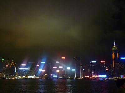 はじめての香港ツアー2013(1日目)