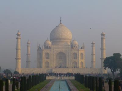 南から北までインド3週間の旅7 (北インド)アグラ