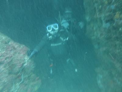 マニラから2時間のダイビングスポット