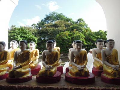 ミャンマーの田中さん①ミャンマー到着、豪華バスで快適移動