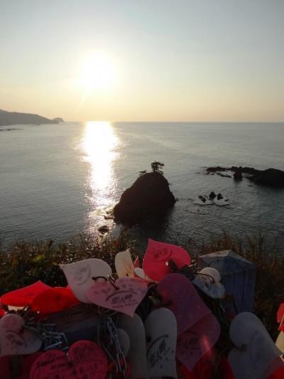 柏崎_Kashiwazaki 北国街道と北前船の要衝!日本海に沈む夕日と海の幸