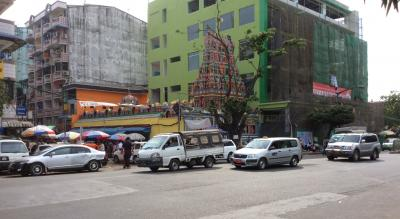 初めてミャンマー5泊6日一人旅。 1