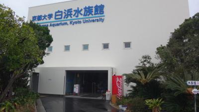 デルタのマイレージで行く紀伊半島一周(04) 京都大学白浜水族館