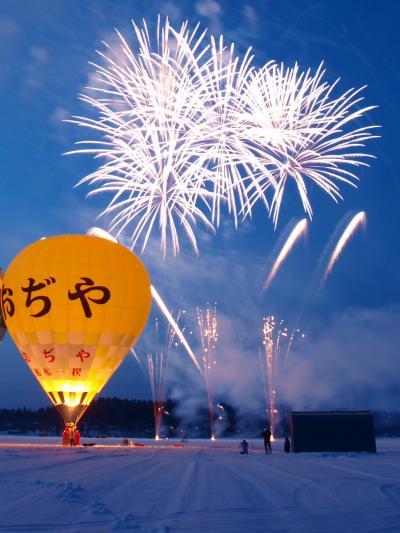 「 雪を楽しむ祭り」 の旅 < 新潟県小千谷市・南魚沼市・長岡市 >