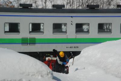 石北本線の車窓風景と北斗星にお別れする旅(北海道)