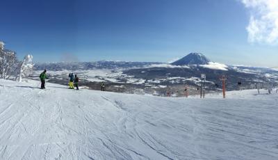 2日目 グランヒラフスキー場で、もむ☆スキーせず