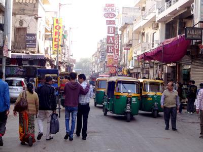 インド1周の旅 (6) デリー