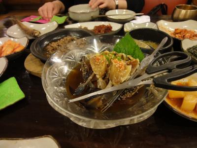 2014年GW 3年ぶり!思ったより久しぶりの釜山 鮑と蟹の海鮮尽くし 7