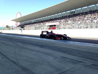 Honda,F1復活祭!!