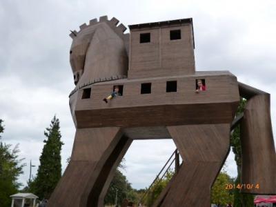 トロイの木馬~アスクレピオン遺跡