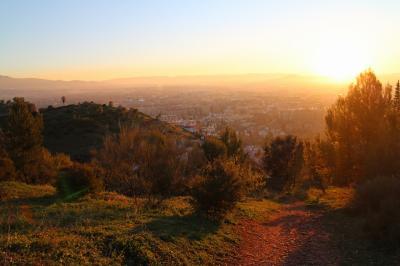 スペイン南部の世界遺産を巡る旅(7) 年越しグラナダ