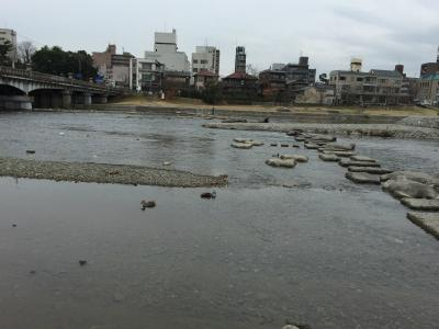 雨の京都を3万歩♪一日目☆彡