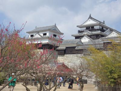 日本100名城を巡る旅vol.5 ~愛媛5城~