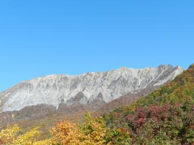 大山の紅葉風景◆2014年10月/山歩き仲間と紅葉の大山へ≪エピローグ≫
