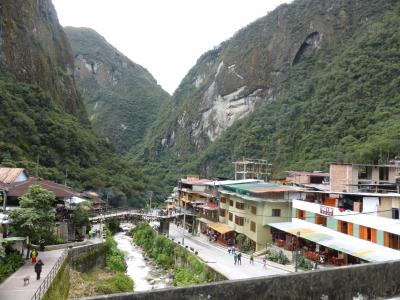 新婚旅行で南米へ 3日目☆クスコを経由してマチュピチュ村へ