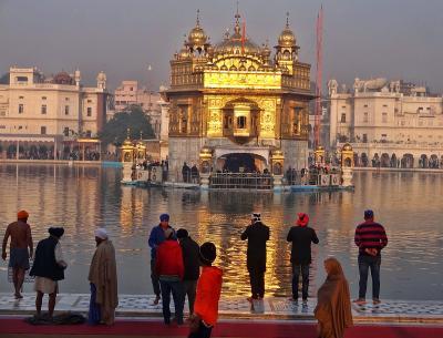 インド1周の旅 (9) アムリトサル