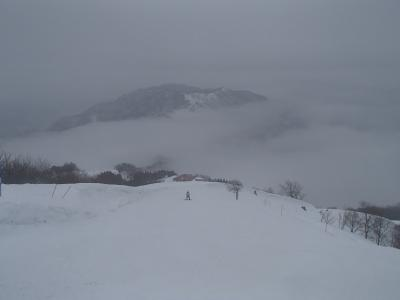 2015年03月 湯村温泉とハチ北高原でのスキーに行ってきました。