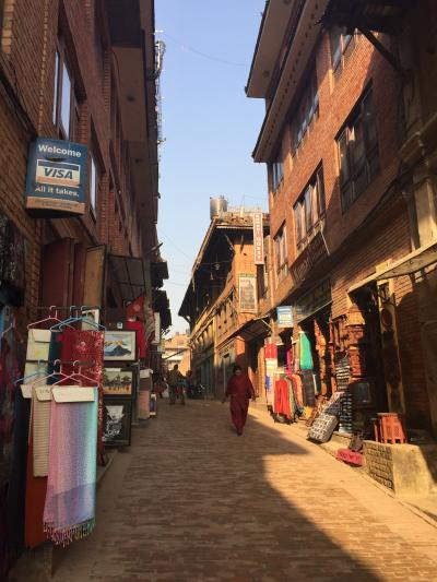 ネパール・バクタプル訪問編 2015年2月10日