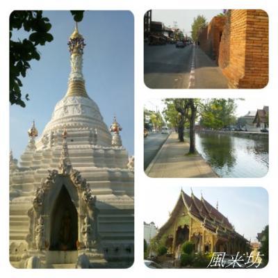ミャンマー(タチレク)、チェンマイ、チェンライの旅