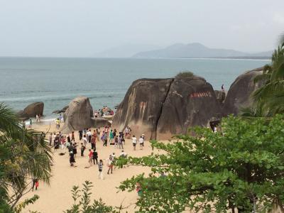 中国…海南島三亜に行って来ました。