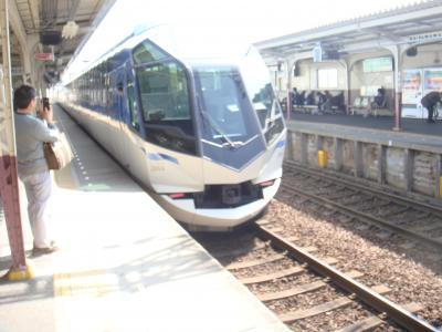 お伊勢さん参り~近鉄の観光特急しまかぜと快速みえ号に乗車!