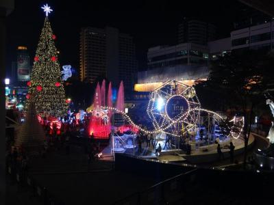 バンコクとホーチミンで過ごすクリスマス2013-<1> バンコク編・到着&2日目