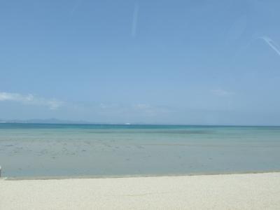 沖縄はあったかかった