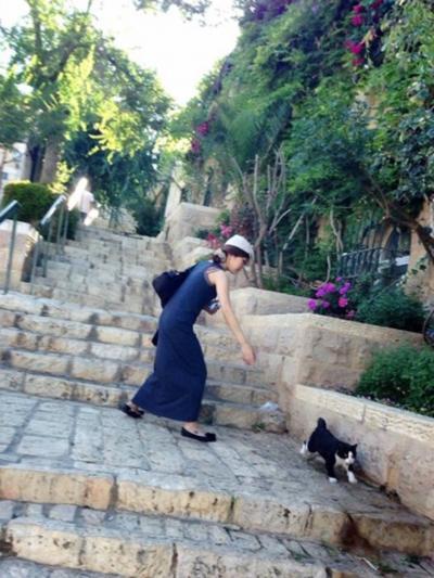 2:ヨルダン→イスラエルへ 美しいエルサレム新市街と夜