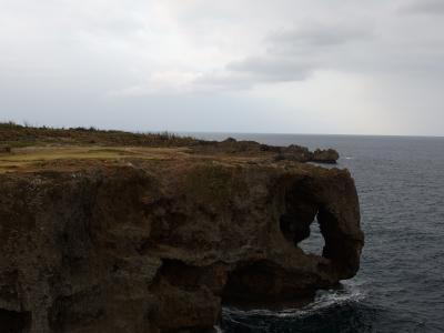 24.2015年沖縄旅行(リザンチェックアウトと万座毛)