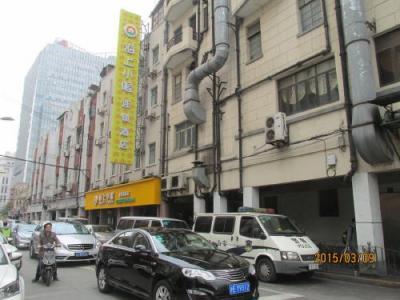 上海英国租界の天津路・歴史建築