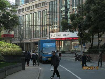 上海英国租界の湖北路、海口路、北海路・歴史建築