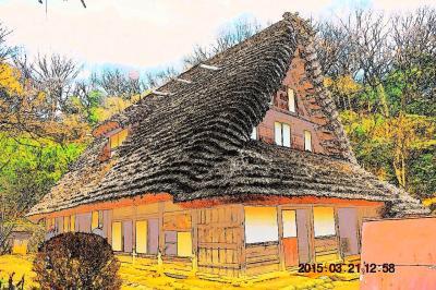 2015 全国の古民家を集めた日本民家園
