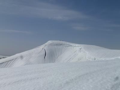 2015.03 金剛堂山BCスキー