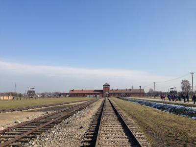 負の遺産を巡る旅 ポーランド、ドイツ、チェコ(3.5):アウシュビッツ強制収容所とビルケナウ