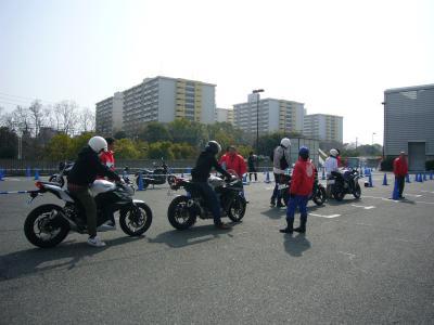 ストフェスと大阪モーターサイクルショーの旅(2015.3.22-23)