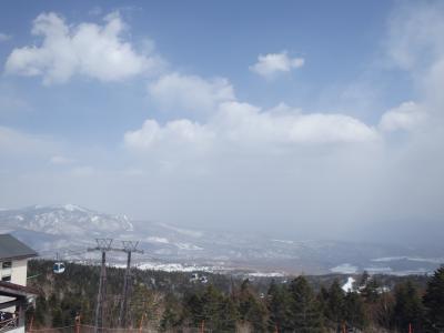 パルコール嬬恋 子連れスキー男旅:2015