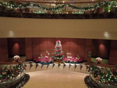シンガポール旅行 2012 カウントダウン!@フラトンホテル