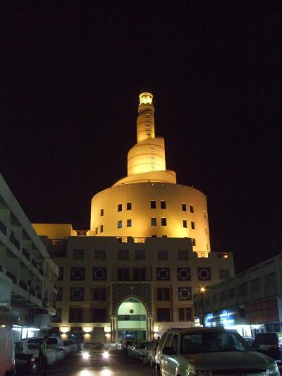 中東三カ国1泊5日(3)【ドーハ】 無料市内観光ツアーに参加できずに、タクシー観光