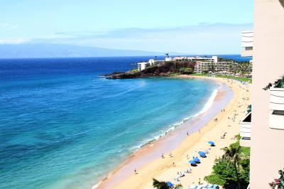 ハワイの風と出会う旅 7(黄金海岸で過ごす休日)