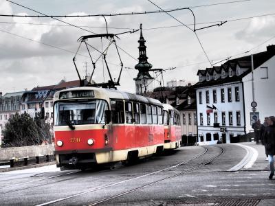 スロバキア ブラチスラバ 旧市街、新市街を散策してきました。