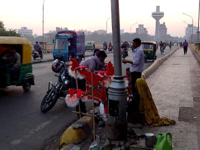 インド1周の旅 (14) アーメダバード