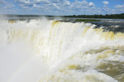 2週間南米旅【7】イグアスの滝(アルゼンチン側)