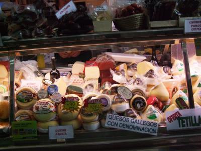 巡礼者のお楽しみ・サンティアゴ・デ・コンポステーラの美味しいもの