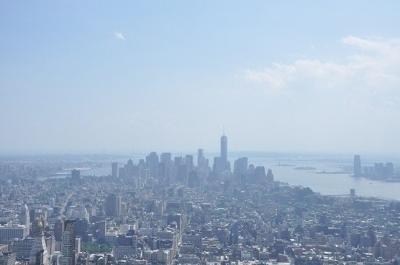 自分を見つけに初めての海外一人旅でいきなりニューヨーク
