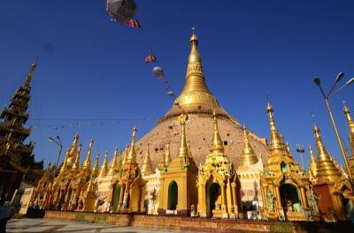 秘境の地 ミャンマーを訪れて ヤンゴン編
